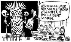 Intelligent design.