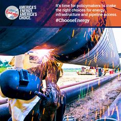 Our pipeline network remains a vital link to America's energy system, connecting our abundant domestic oil and energy gas resources in some of the most remote locations to consumers here in the U.S. and around the world.