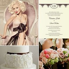 get your traditional wedding sample collection + a gift certificate!