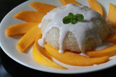 Vietnamese Soul Food: Xôi Xoài kiểu Thái-Classic Thai Mango Sticky Rice/Khao Nieo Mamuang