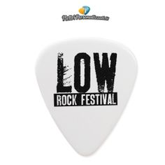 Plettri Personalizzati per Low Rock Festival