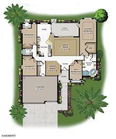 Oakmont Floor Plan
