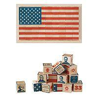 american presidents, handcraft presid, presid block, anytim gift, gift ideas, block set, wood blocks, the block, kid president