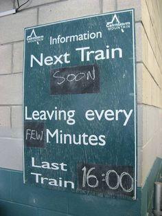 The laid back Scottish travel system