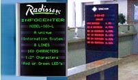 Multi-Line LED Displays -  Adsystems