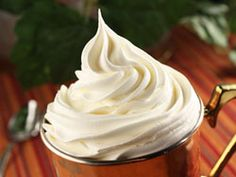 There's nothing more decadent than real, homemade whipped cream. With this easy recipe, in no time you'll be enjoying whipped cream that's way better than store-bought. Garnish your Valentine's Day desserts with this homemade touch (and take a peek at our flavoring tips!).