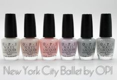 NYC Ballet collection out April 2012