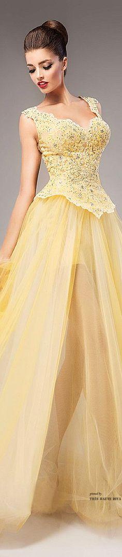 Hanna Toumajean Couture Fall Winter 2014-15 ♔ THD