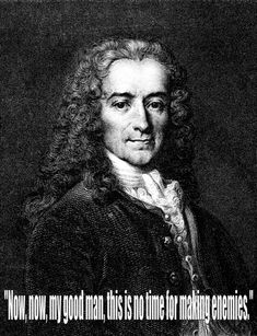 The Last Words Of 25 Famous DeadWriters. Voltaire.