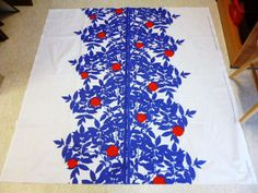 US $75.00 New in Collectibles, Linens & Textiles (1930-Now), Fabric