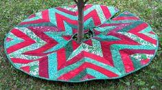 star pattern, quilt christma, christmas trees, christmas tree skirts, quilt pattern