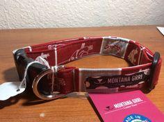 WSU Cougars Dog Collar