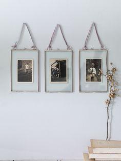 Three Delicate Hanging Frames - Frames - Decorative Home - Home