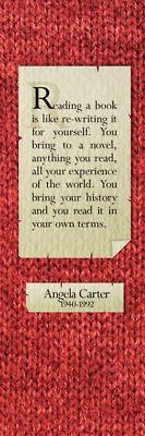 reading a book...