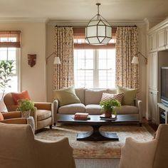 Living room ideas on pinterest living room remodel for Bi level living room ideas
