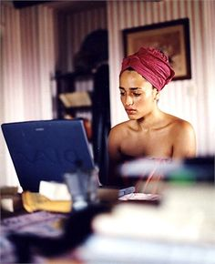 zadie smith turban