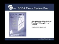 BCBA Exam Review Recommended Reading - YouTube