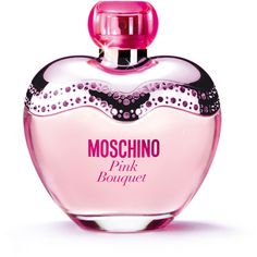 Moschino Pink Bouquet Eau De Toilette 50ml by None, via Polyvore
