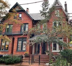 ArgyleEmpire: Destination Toronto: Professor Pictons House