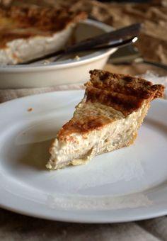 Sugar Cream Pie — Pass the Cocoa