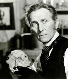 The Great Peter Cushing....