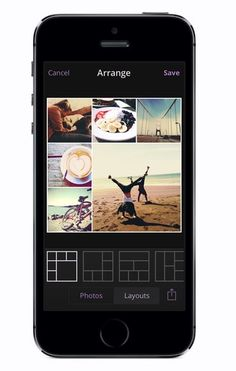 An outstanding journaling app that does the journaling for you (mostly) just by tagging and organizing your photos beautifully.