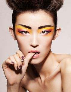 Makeup by: unknown