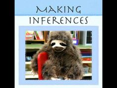 Cutest video ever.  Making Inferences (Video for kids by kids)