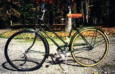 yellow tire
