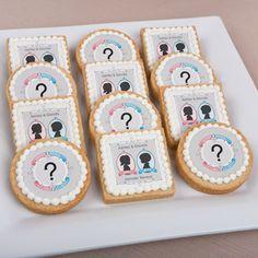 Gender Reveal - Cute ? Cookies