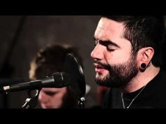 """A Day To Remember - """"Have Faith In Me"""" Acoustic (High Quality)"""