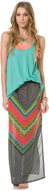 RIP CURL TIKI GODDESS SKIRT - love this!!