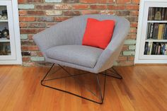 Pod Lounge Chair by popcelona on Etsy, $699.00