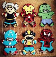 Super Hero! | Cookie Connection