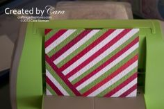 OWH Stars and Stamps: Tuesday Tutorial - Scrappy Backgrounds!