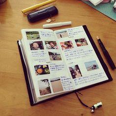 #travelersnotebook Instagram photos | Websta