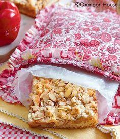 German Apple Streusel Kuchen recipe from Gooseberry Patch