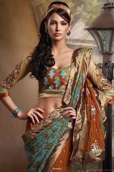 Shanaiya 2010 bridal collection