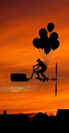 Flying Machine - Pixdaus