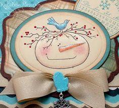 Whipper Snapper Snowman