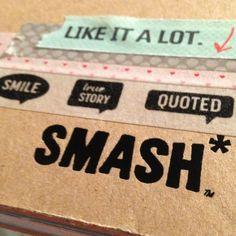 smash book | Alexandra Rae Design