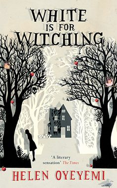 White is for Witching. Katie Tooke Design