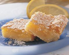 With a rich, buttery crust and tart lemon topping, this tried-and-true recipe always pleases.