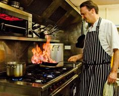 Kitchen Goddess Interviews Tony Carr, Head Chef at The Ring of Bells in North Bovey, Devon