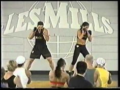 Les Milles Body Combat from Urlilas