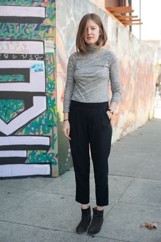 Faces of San Francisco: Street Style