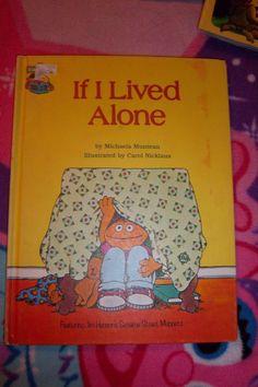 Vintage Sesame Street Book