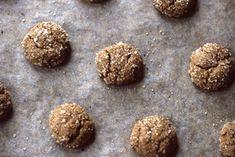 Triple ginger cookies - yum!
