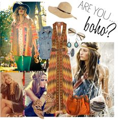 """Are You Boho?"" by polyvore-editorial on Polyvore"