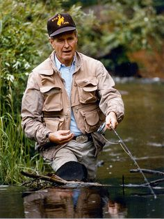 photo of presidents fishing | President Bush Fly Fishing Photo by: David Valdez | Flickr - Photo ...
